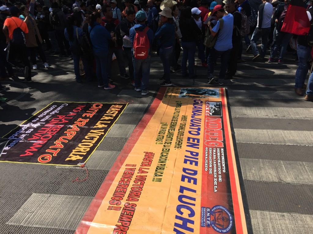 1 mai 2019  mexico